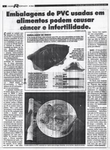 2004.Ftalato PVC e alimentos